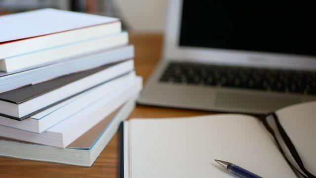 ノートと読書による勉強