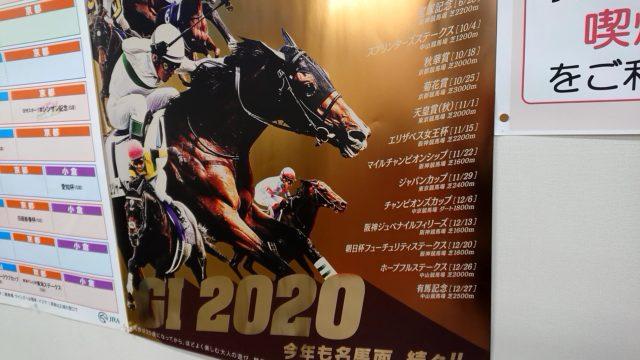 【競馬】G12020